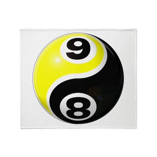 8 Ball 9 Ball Yin Yang