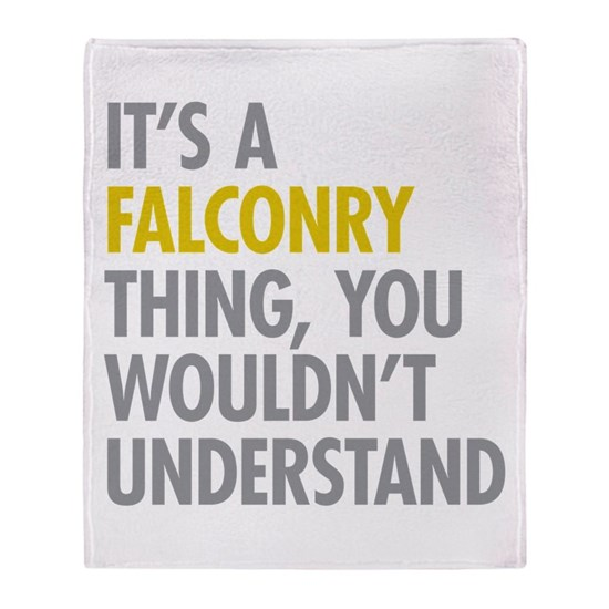 Its A Falconry Thing