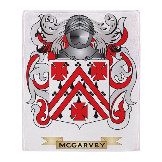 McGarvey Coat of Arms - Family Crest