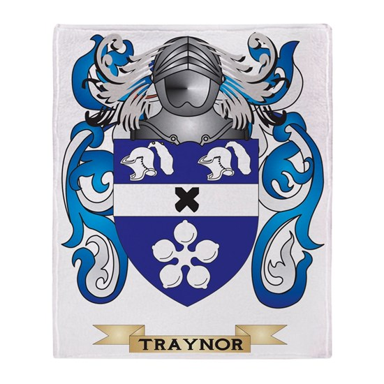 Traynor Family Crest (Coat of Arms)