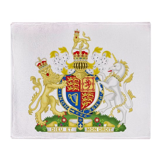 Royal United Kingdom  Coat of Arms