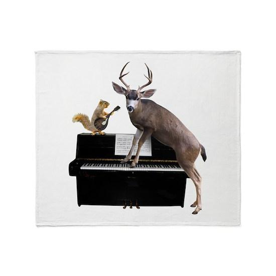 Deer Piano