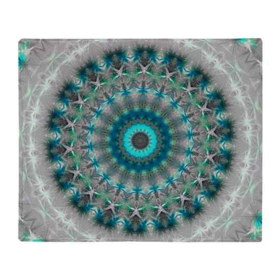 Blue Earth Mandala