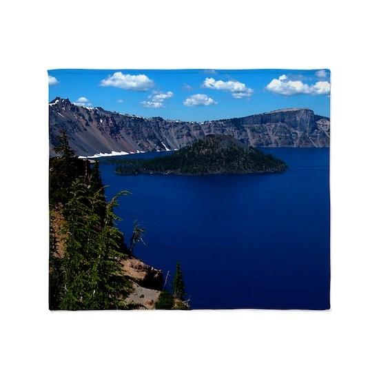 (15) Crater Lake  Wizard Island