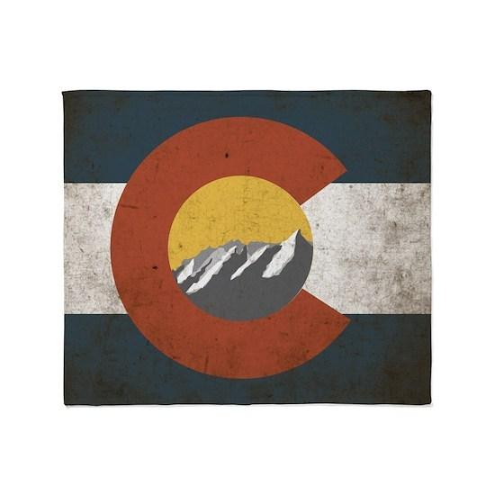 Colorado State Mountains