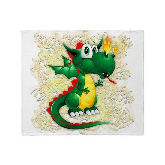 Baby Dragon Cute Cartoon