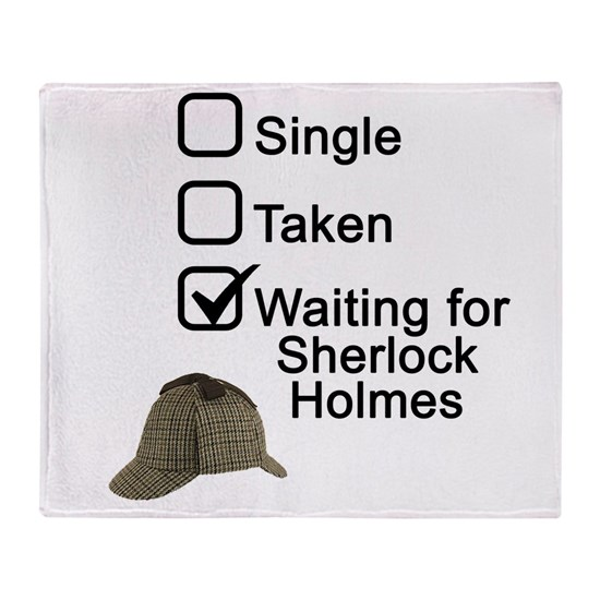 Waiting for Sherlock