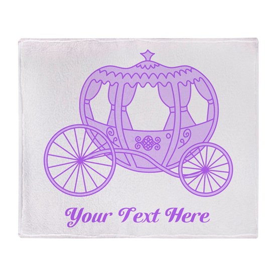 Purple Coach with Text