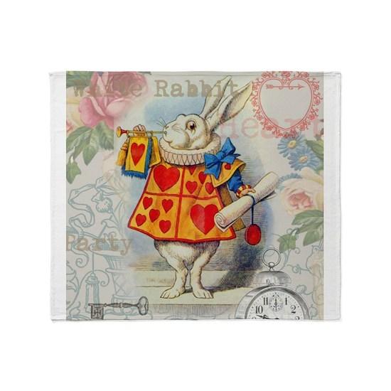 White Rabbit Alice in Wonderland