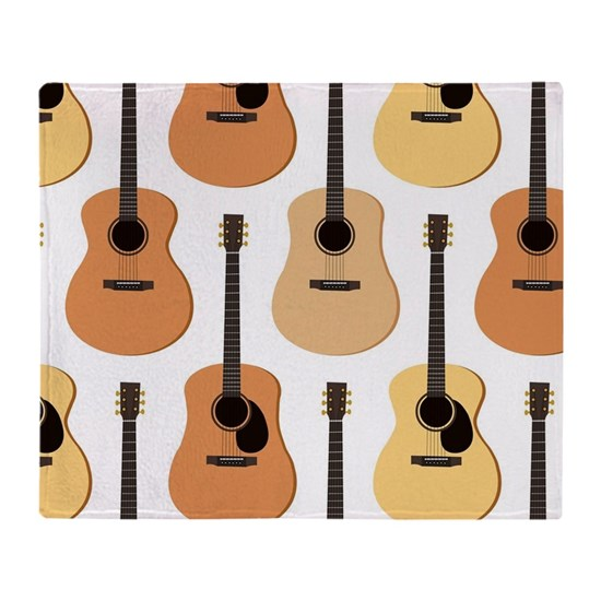 Acoustic Guitars Pattern