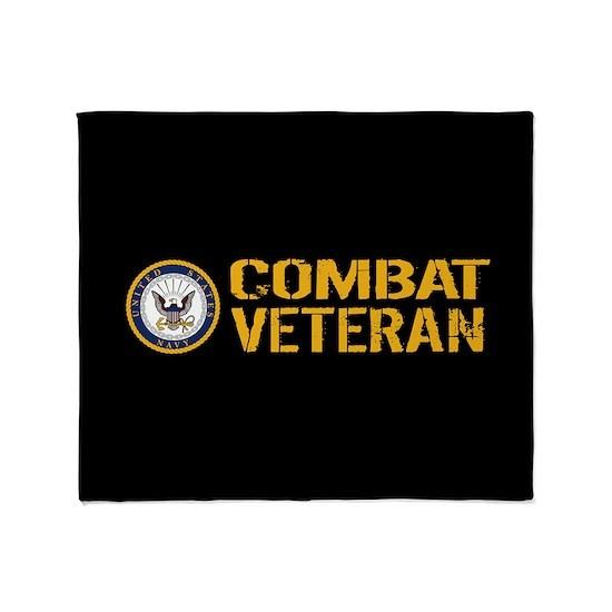 U.S. Navy: Combat Veteran (Black)