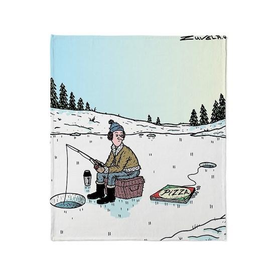 Ice-fishing Pizza bait