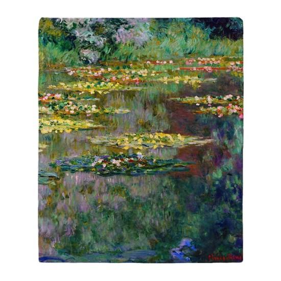 Shower Monet Le Bassin