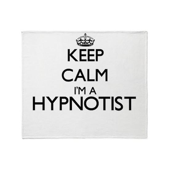 Keep calm I'm a Hypnotist