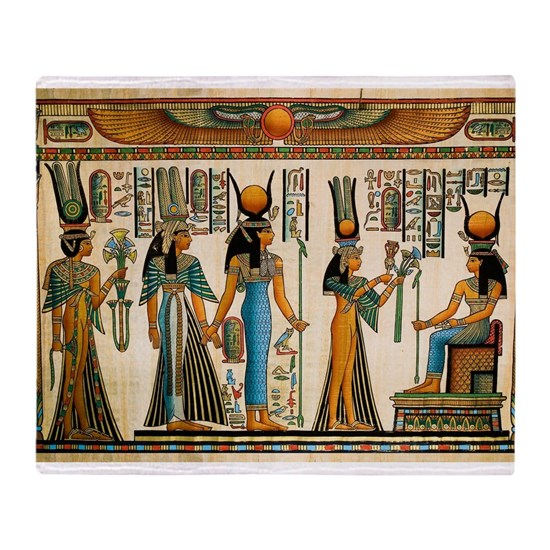 Ancient Egyptian Wall Tapestry