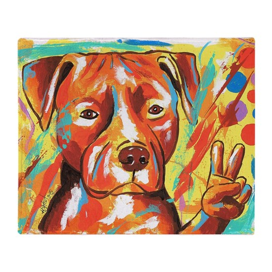Pit Bull Peace