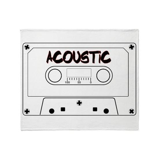 Acoustic Music Tape Cassette