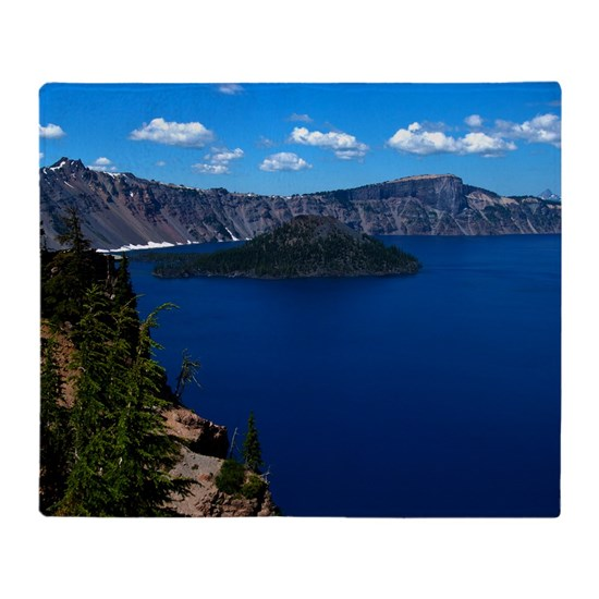(4) Crater Lake  Wizard Island