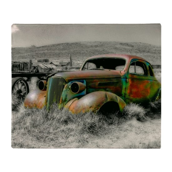 1937 Master Coupe wreck