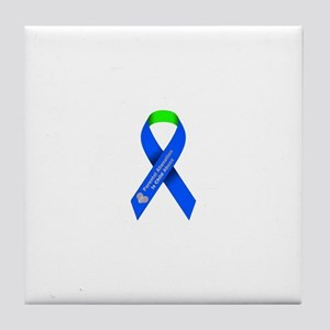 parental alienation is child abuse ri Tile Coaster