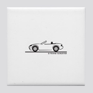 Mazda Miata MX-5 NB Tile Coaster