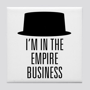 Breaking Bad Empire Business Tile Coaster
