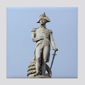 Lord Nelson London Pro photo Tile Coaster