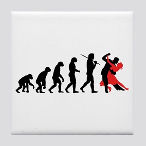 Dancing Tile Coaster