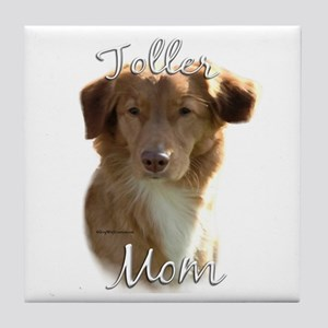 Toller Mom2 Tile Coaster
