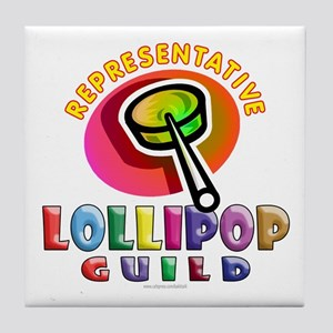 Lollipop Guild... Tile Coaster