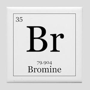Periodic Table Bromine Coasters Cafepress
