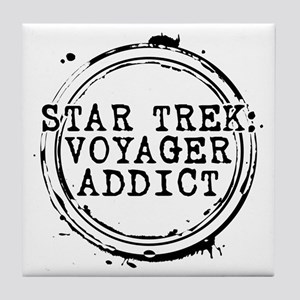 Star Trek: Voyager Addict Stamp Tile Coaster