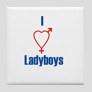 I love ladyboys