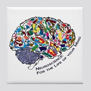 Mind-Life 1 Tile Coaster
