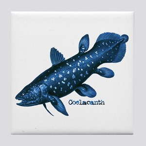 Coelacanth Tile Coaster
