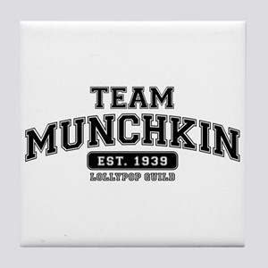 Team Munchkin - Lollypop Guild Tile Coaster