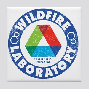 WildfireLab Tile Coaster