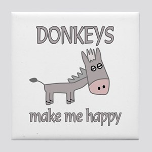 Donkey Coasters Cafepress