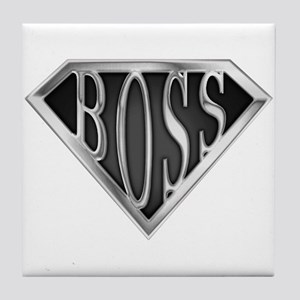 SuperBoss(metal) Tile Coaster