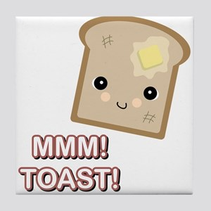 MMM! Toast Tile Coaster
