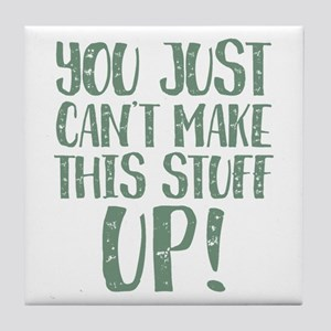 Stuff Up! Tile Coaster