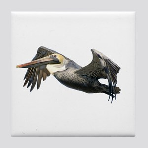 Pelican Flying Tile Coaster