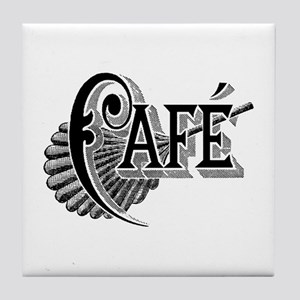 Cafe Tile Coaster