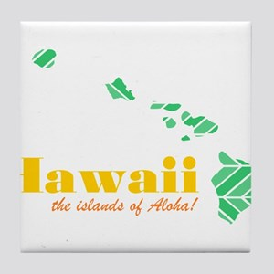 Hawaii Tile Coaster