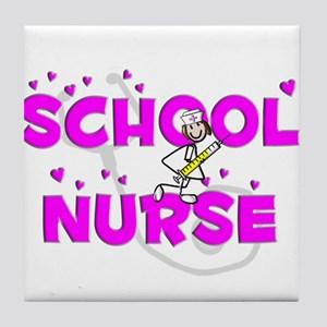 Nurse XX Tile Coaster