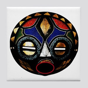 MASKED Tile Coaster