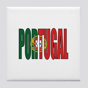 Portugal Tile Coaster