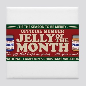 CHRISTMAS VACATION JELLY OF THE MONTH CLUB Tile Co