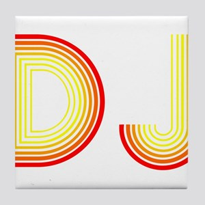 DJ Tile Coaster