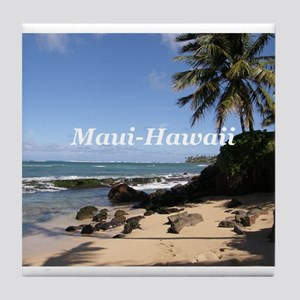 Great Gifts from Maui Hawaii Tile Coaster